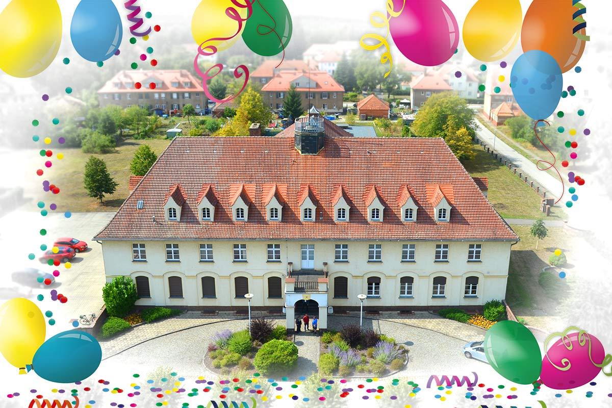 Kinderfest im Kulturhaus Laubusch 2020 Gartenstadt Erika
