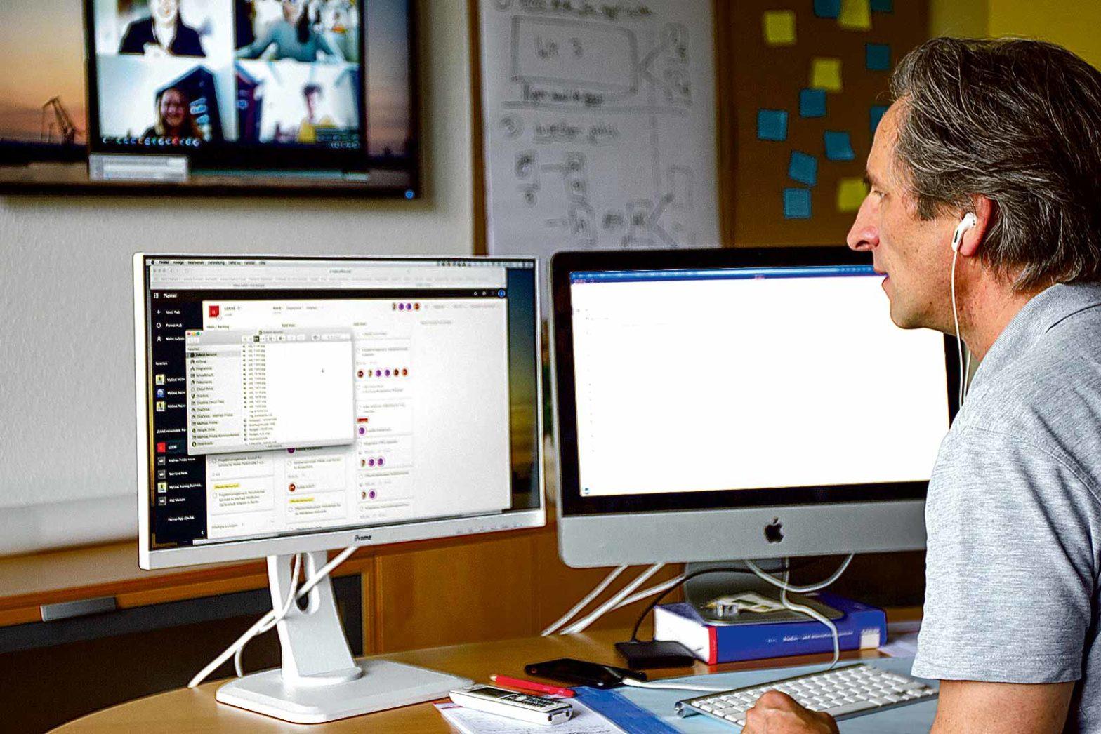 LGS30 Erika Sommersemester digital als Fernstudium